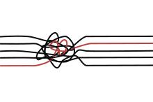 doek » projekt logo, ulotki, plakat