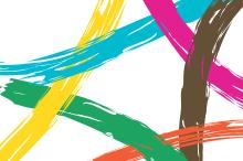 international jewish music festival » projekt logo, papier firmowy, wizytowka, projekt strony internetowej, plakat, ulotka